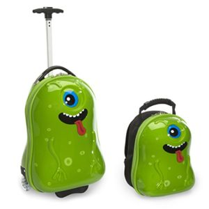 Alien Boys luggage