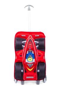 Boys luggage Racecar