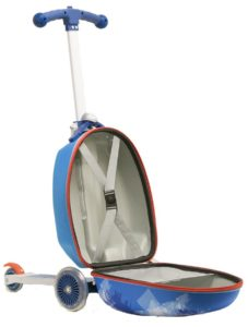 Train scooter bag
