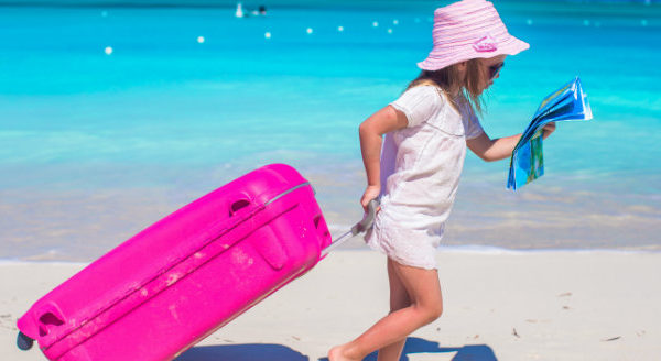 Kids Hard Shell Luggage