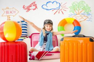 Girls Luggage