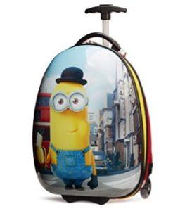 Minions luggage sets