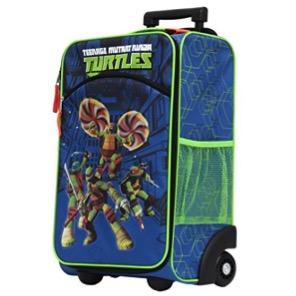 Ninja Turtle kids luggage