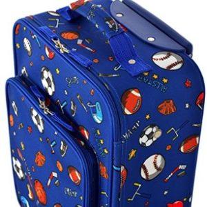 Boys football luggage