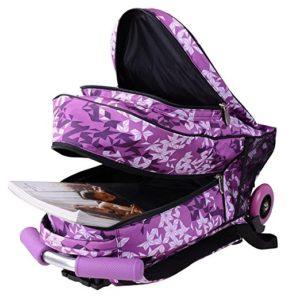 Purple Scooter Bag