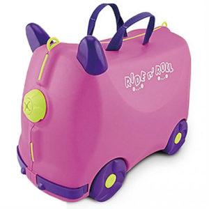 Pink Girls Bag