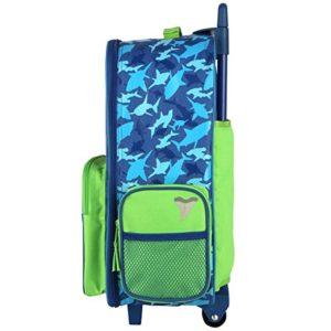 Boys luggage - Shark