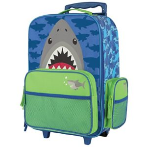 Boys Shark Luggage